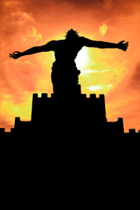 http://www.dreamstime.com/royalty-free-stock-photos-sihouette-jesus-christ-statue-image20291428