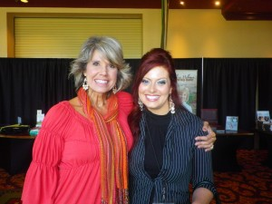 Connecting with Lisa J. Allen, Executive Trainer for Proverbs 31 Ministries... a beautiful and brilliant coach that helped train me in DISC certification