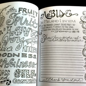 My Scripture Coloring Journal