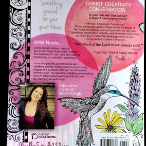 My Scripture Coloring Journal (Back)